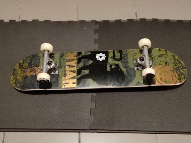 Skate Element Nyjah Huston 7.75 como novo