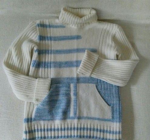 Мягусенький свитерок (унисекс)