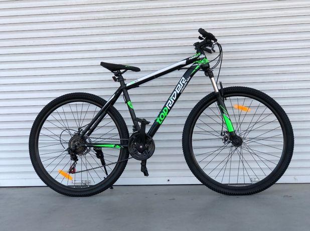 Велосипед горный 29 дюймов Toprider 611 дисковые тормоза