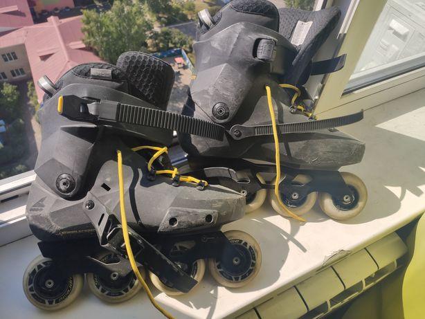 Продам ролики Rollerblade Twister Edge 2020