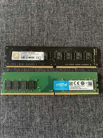 Оперативная память ddr4 8x2 (16 gb) 2666