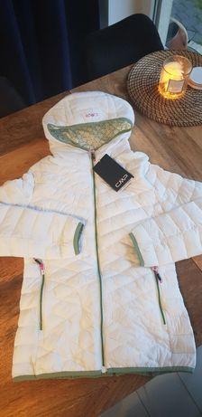 Nowa biała damska kurtka CMP Campagnolo r. S