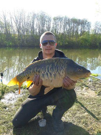 Рыбалка и отдых на Пруду #12