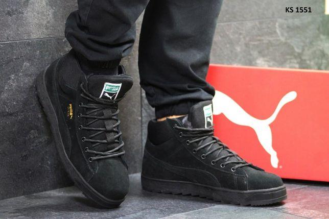 Puma Пума, мужские. Стильные 1550 / зимние ботинки, Кроссовки