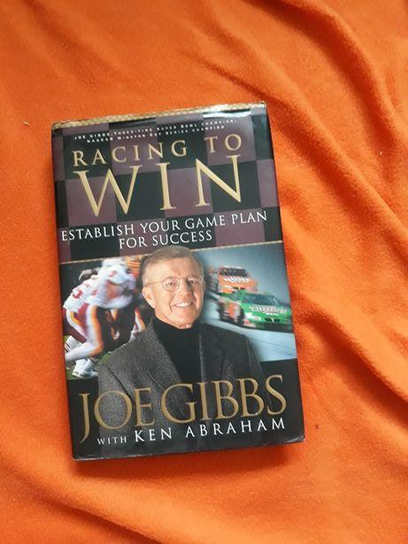 40% скидка! Racing to win. Joe Gibbs book