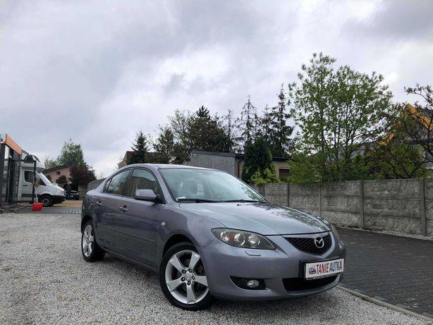 Mazda 3 Sedan 2.0 Benzyna // Świetny Stan // Gwarancja !!!
