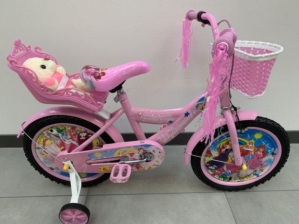 Rowerek dla dziecka rower dla dziewczynki BMX 12 CALI Model 034