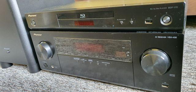 Odtwarzacz Blu-ray PIONEER BDP-170-K