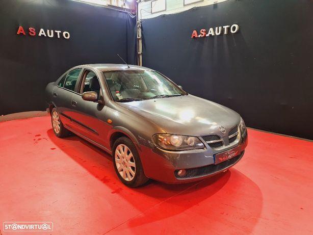 Nissan Almera 1.5 dCi Acenta Top