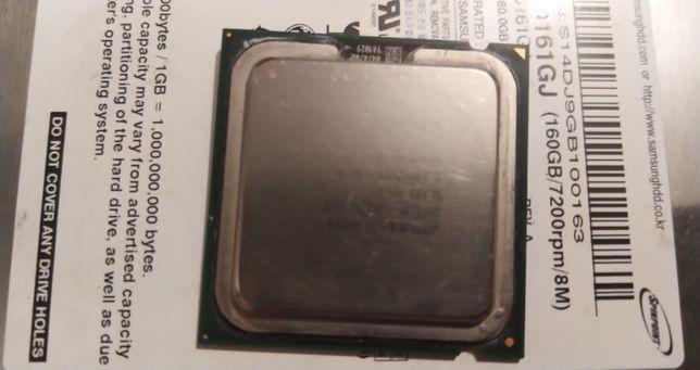 Процессор intel core duo e-4500 для старого пк БЕЗ ТОРГА