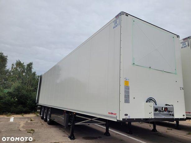 Schmitz Cargobull SCB*S3B  Izoterma Kwiatówka Nowa DOPPELSTOCK 2 osie podnoszone sciany HDR