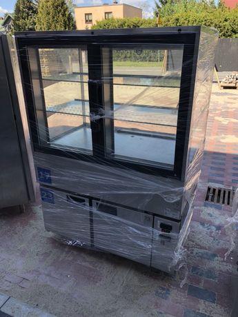 Witryny  chłodnicze chłodziarki pod agregat zewnętrzny 5 sztuk lodówki