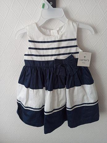 Carter's sukienka nowa