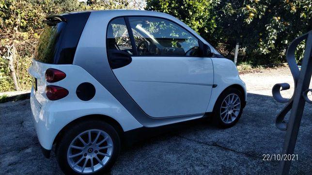 Smart Ftwo,Passion,Diesel(3,6lt/100km)contra aumentos!4.850€NEGOCIÁVEL