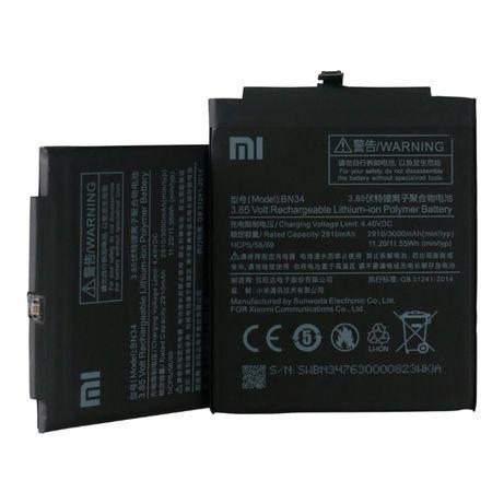 Oryginalna bateria XIAOMI REDMI NOTE 5 5A 5X BN34