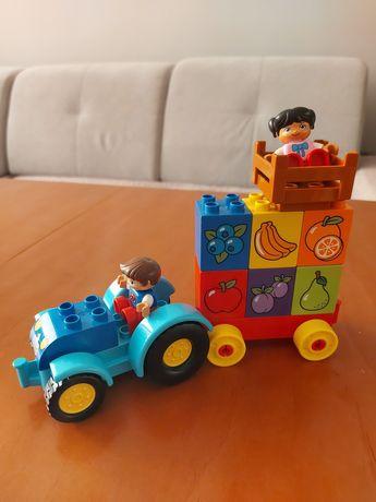 Klocki Lego Duplo Mój Pierwszy Traktor 10615