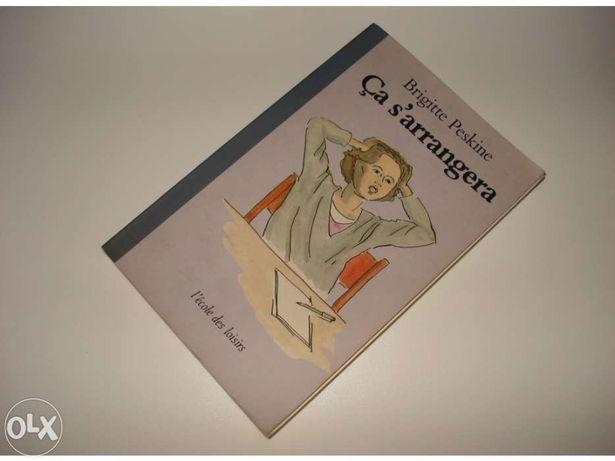 "Livro - Brigitte Peskine - ""Ça S'Arrangera"" (1987)"