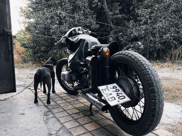 Мотоцикл Днепр 10-36