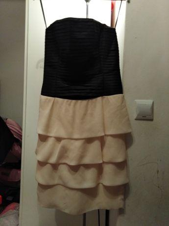 Sukienka gorset u góry;) śliczna, wizytowa