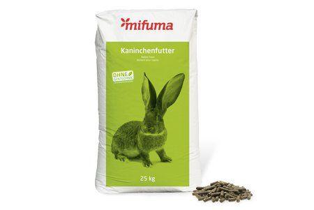 Mifuma enterocare 25kg-specjalistyczny granulat dla młodych królików