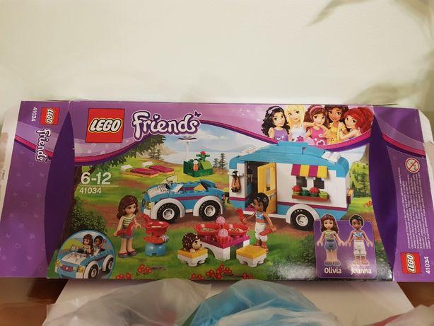 Lego Friends 41034 Caravana Verão