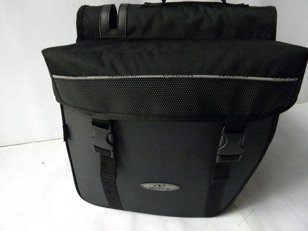 Sakwy torby bagi rowerowe 35x30x12 cm NORCO 20 lit