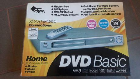 DVD Manta . Nowe nie używane!!