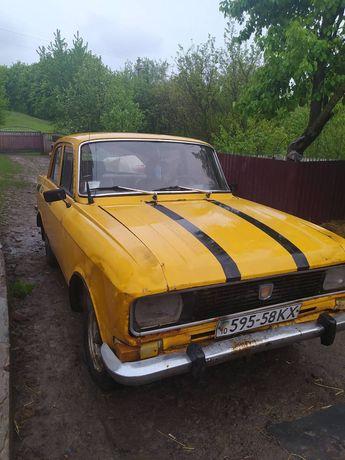 Продам машину АЗЛК2140(Москвич)