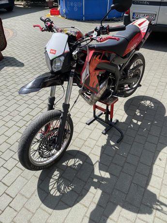 Aprilia sx 50 Platek Racing / rx dt sm senda ZAMIANA