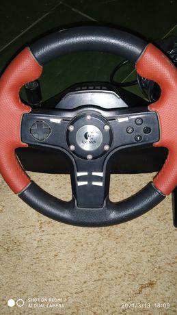 Игровой руль детский Logitech Formula