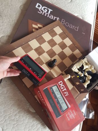 Smart Board DGT & DGT Pi