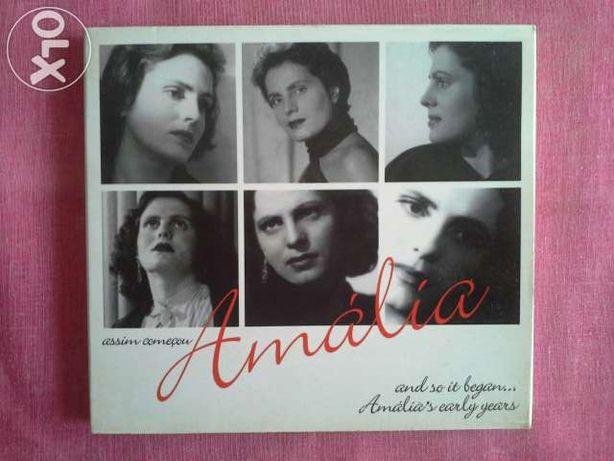 CD assim começou Amália
