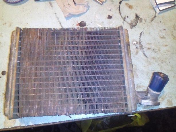 Радиатор печки на ВАЗ 01-07.