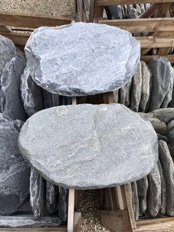 PŁYTY DEPTAKOWE Kamień Naturalny Ogrodowe Tarasowe Chodnikowe Ścieżka