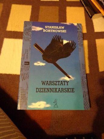 książka Warsztaty dziennikarskie
