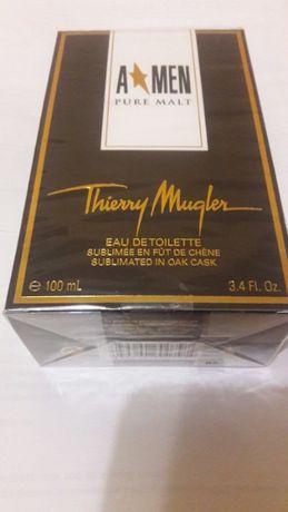Парфюм мужской Thierry Mugler-pure malt-100ml- чек брокарда.