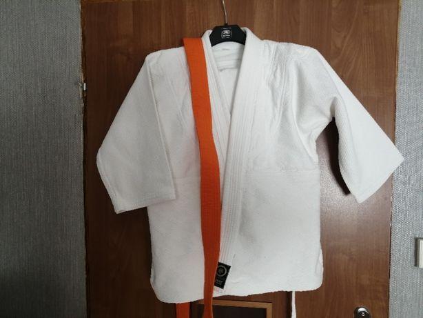 Kimono Strój Judo 150-160cm + pas