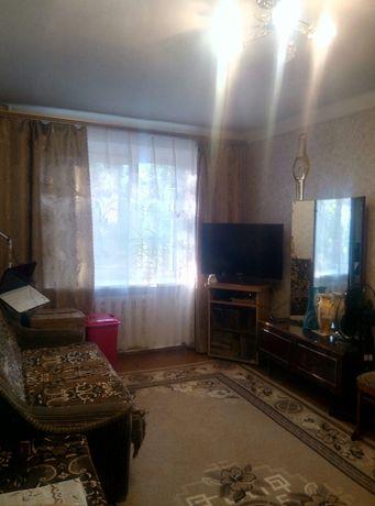 Двухкомнатная квартира на поселке Котовского.