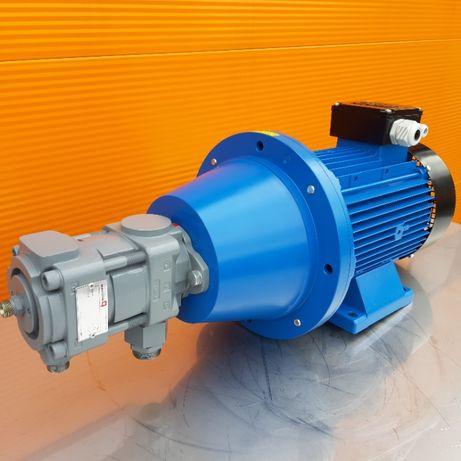 Pompa Hydrauliczna Bucher 320bar Zasilacz Agregat Prasa Olejowa 11kw