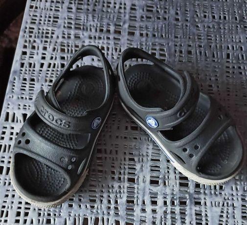 Sandałki Crocs rozmiar  C5, 20-21