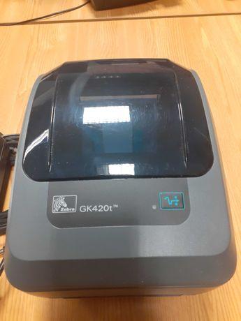 Zebra GK420t - Impressora de etiquetas