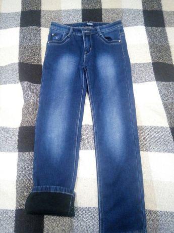 Продам джинсові штани