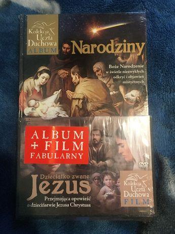 Narodziny, Dzieciątko zwane Jezus, książka +film fabularny