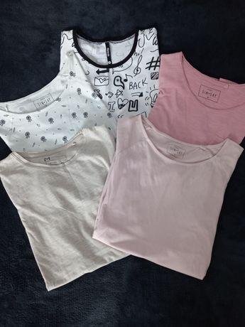 Zestaw pięć T-shirt