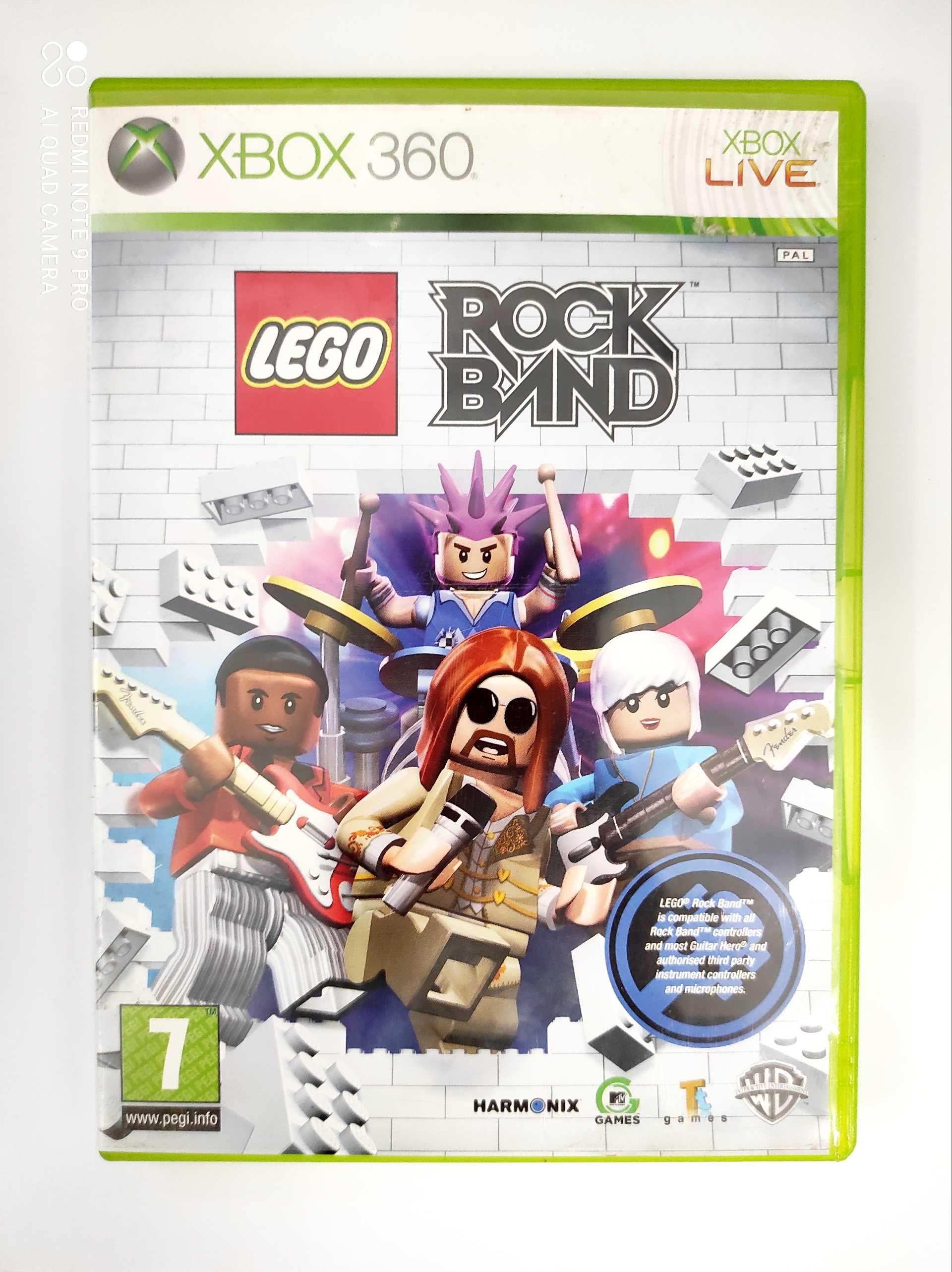 Lego Rock Band Xbox 360