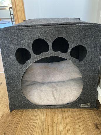 Kostka kojec legowisko dla psa lub kota