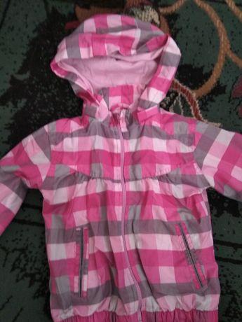 Курточка и ветровка