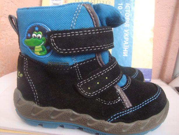 Суперфит термосапожки ботинки стелечка 15см