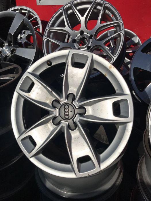 """Jantes Audi A3 17"""" 5x112 Queluz E Belas - imagem 1"""