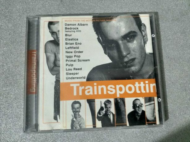 CD Trainspotting - Music From The Motion Picture